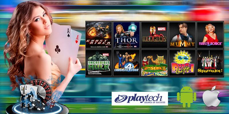 Playtech Slot Casino Download