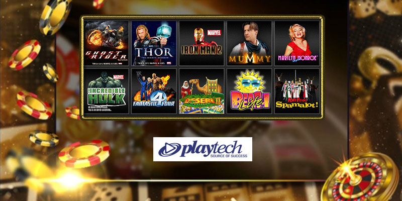 Playtech Slot Account ID and Password