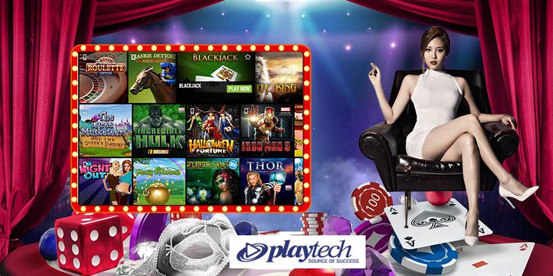 Playtech Slot Casino Game