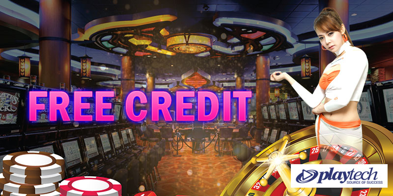 Playtech Slot Free Credit 2018