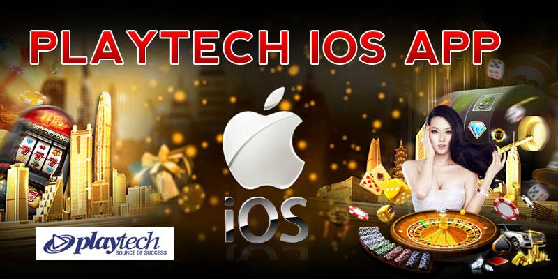 Playtech Slot iOS APP
